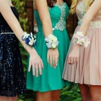 Homecoming Dress Girl Teen School Dance Prom